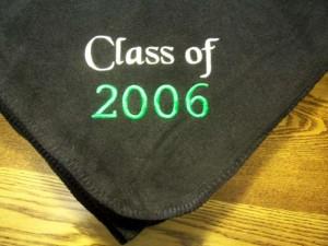 Class of 2006 Blanket