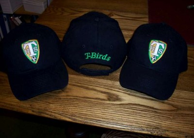 T-Birds Baseball Caps