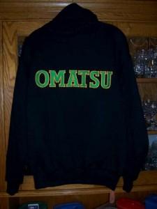 OMATSU Hoodie