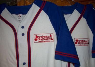 FPCC FCU Baseball Jerseys
