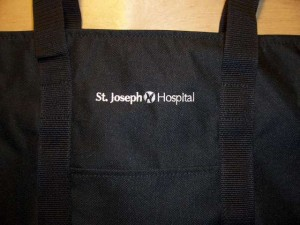 St. Joseph Hospital Tote Bag