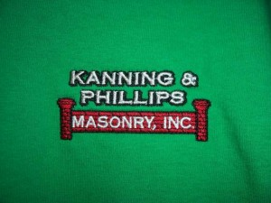 Kanning & Phillips Masonry, Inc. Logo