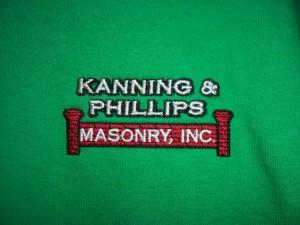 Kanning & Phillips Masonry, Inc. Logo