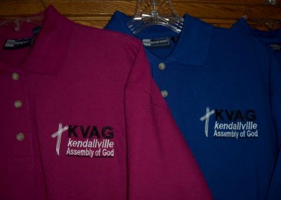 Kendallville Assembly of God Polos