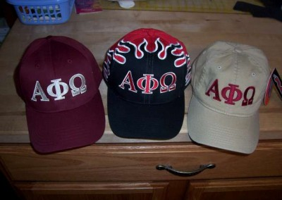 APO Baseball Caps