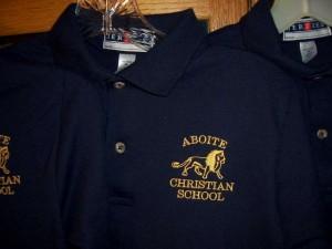 Aboite Christian School Polo