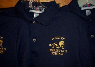 Aboite Christian School Polo