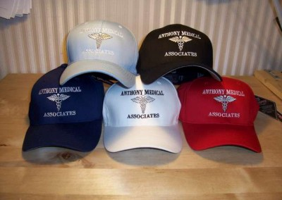Anthony Medical Baseball Caps