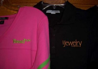 Art Jewelry-Bead Style Shirt