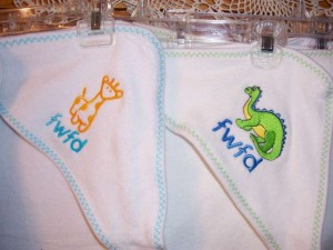 FWFD Baby Blankets