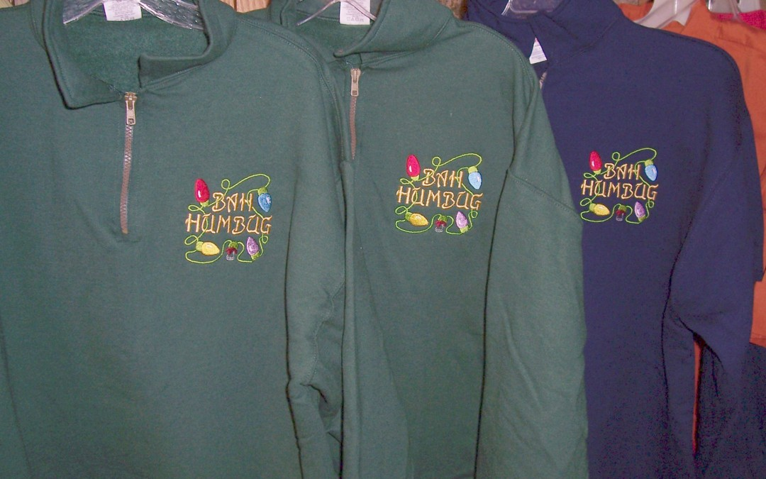 Bah Humbug! Sweatshirts