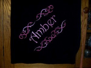 Tribal Design Blanket with Name