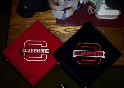 Claremore Blankets