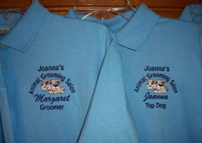 Joanna's Grooming Polo