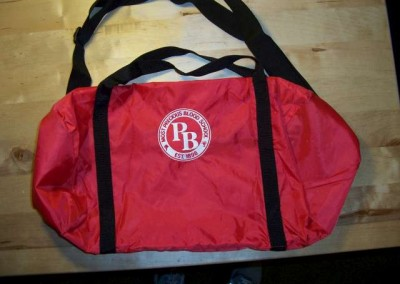 Precious Blood Duffle