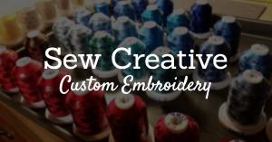 Sew Creative Custom Embroidery