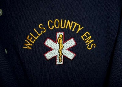 Wells County EMS Polo