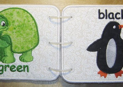 Turtle & Penguin