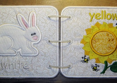 Rabbit & Sunflower