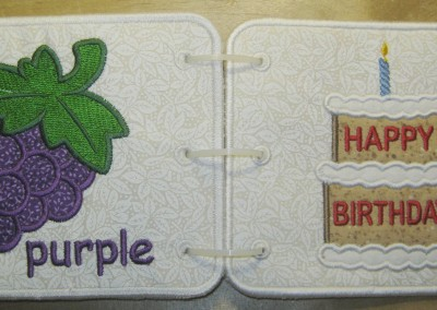 Grapes & Birthday Cake