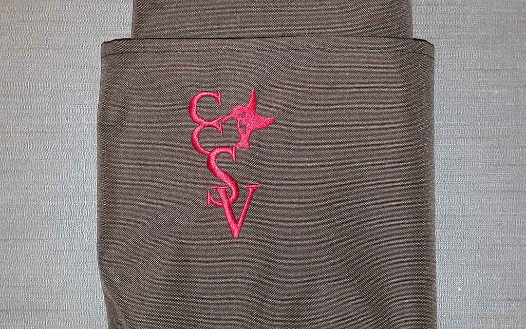 Custom Embroidered Golf Bag for Provoto - CCSV