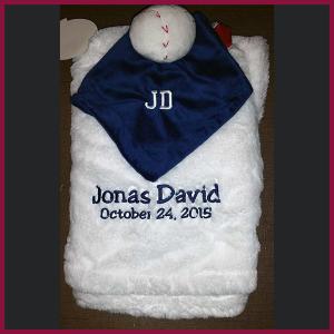 Home Run Baby Gift