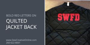 SWFD Jacket